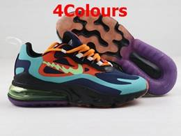 Mens Nike Air Max 270 React Running Shoes 4 Colours
