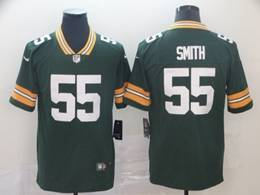 Mens Nfl Green Bay Packers #55 Za'darius Smith Green Vapor Untouchable Limited Player Jersey