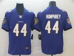 Mens Nfl Baltimore Ravens #44 Marlon Humphrey Purple Vapor Untouchable Limited Jerseys