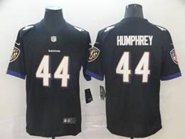 Mens Nfl Baltimore Ravens #44 Marlon Humphrey Black Vapor Untouchable Limited Jerseys