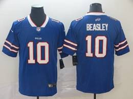 Mens Nfl Buffalo Bills #10 Cole Beasley Blue Vapor Untouchable Limited Jerseys