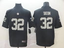 Mens Nfl Oakland Raiders #32 Jack Tatum Black Vapor Untouchable Limited Jerseys