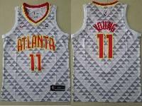 Mens Nba Atlanta Hawks #11 Trae Young White Nike Association Edition Jersey