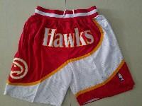 Mens Nba Atlanta Hawks Red Nike Just Do Pocket Shorts