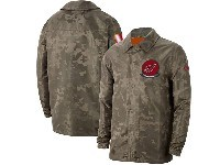 Mens Nfl New Arizona Cardinals Nike Camo 2019 Salute To Service Sideline Full-zip Lightweight Jacket