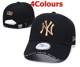 Mens Mlb New York Yankees Snapback Adjustable Hats With Team Patch 4 Colors