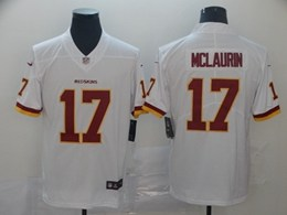 Mens Nfl Washington Redskins #17 Terry Mclaurin White Nike Vapor Untouchable Limited Jersey