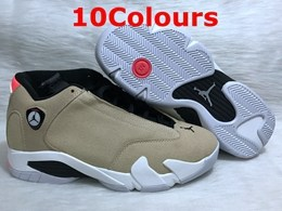 Mens Air Jordan 14 Aj14 Basketball Shoes 10 Colours