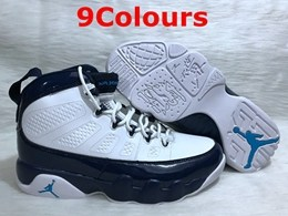 Mens Air Jordan 9 Aj9 High Basketball Python Shoes 9 Colours