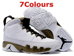 Mens And Women Air Jordan 9 Aj9 High Basketball Python Shoes 7 Colours