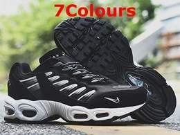 Mens Nike Air Max Tn-5 Air World Running Shoes 7 Colours