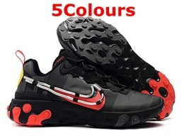 Mens Nike Air Max Smiling Face React Running Shoes 5 Colours