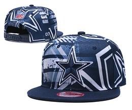 Mens Nfl Dallas Cowboys Multicolour Snapback Adjustable Hats