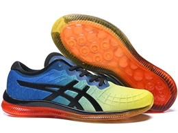 Mens Asics Gel Quantum Infinity Running Fluorescent Shoes