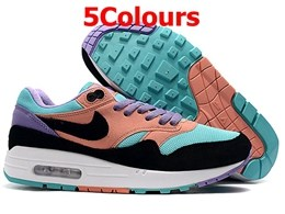 Mens And Women Nike Air Max 87 Running Shoes 5 Colors