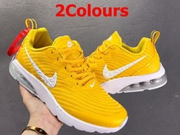 Mens And Women Nike Air Max New Running Shoes Have The Half Size 2 Colors