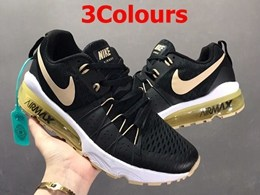 Mens Nike Half Palm Air Max Running Shoes 3 Colors
