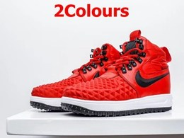Mens Nike Air Force 2 High Running Colorful Shoes 2 Colors