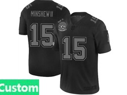 Mens Nfl Jacksonville Jaguars Custom Made Black Olive 2019 Salute To Service Game Jersey