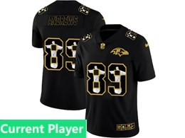 Mens Nfl Baltimore Ravens Current Player Black Jesus Faith Vapor Untouchable Limited Jerseys