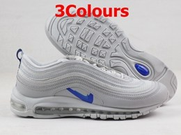 Mens Nike Air Max 97 New Running Shoes 3 Colours