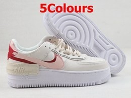 Women Nike Air Force 1 Low Shadow Running Shoes 5 Colours