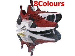 Mens And Women Nike Air Huarache 7 E.d.g.e Txt Qs Running Shoes 8 Colors