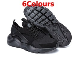 Mens And Women Nike Air Huarache 4 Line Surface Running Shoes 6 Colors