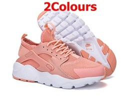 Women Nike Air Huarache 4 Line Surface Running Shoes 2 Colors