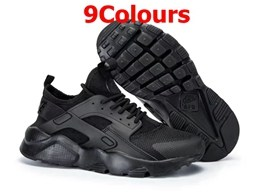 Mens And Women Nike Air Huarache 4 Running Shoes 9 Colors