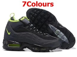 Mens Nike Air Max 95 Sneakerboot Running Shoes 7 Colours