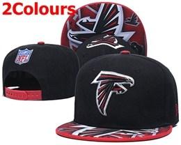 Mens Nfl Atlanta Falcons Black&red New Snapback Adjustable Hats 2 Colors