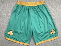Mens 2019-20 Nba Boston Celtics Green Nike City Edition Shorts