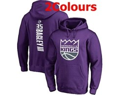 Mens Nba Sacramento Kings #35 Bagley Ii Hoodie Jersey With Pocket 2 Colors