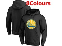 Mens Nba Golden State Warriors Blank Hoodie Jersey With Pocket 8 Colors