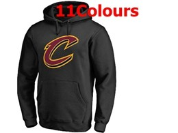 Mens Nba Cleveland Cavaliers Blank Hoodie Jersey With Pocket 11 Colors