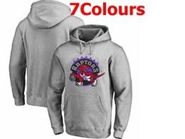 Mens Nba Toronto Raptors Blank Hoodie Jersey With Pocket 7 Colors