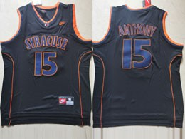 Mens Ncaa Nba Syracuse #15 Anthony Black Nike Jersey