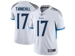Mens Women Youth Nfl Tennessee Titans #17 Ryan Tannehill White 2020 Vapor Untouchable Limited Player Jersey