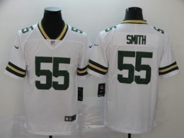 Mens Nfl Green Bay Packers #55 Za'darius Smith White Vapor Untouchable Limited Player Jersey