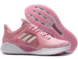 Women Adidas 2020 Climacool Running Shoes Pink Color