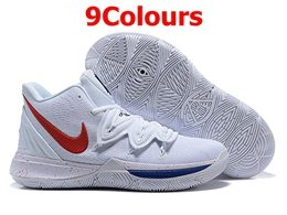 Mens And Women Nike Kyrie 5 Running Shoes 9 Colors
