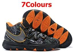 Mens And Women And Youth Nike Kyrie 5 Running Shoes 7 Colors