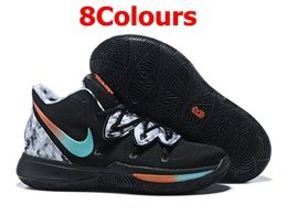 Mens And Women And Youth Nike Kyrie 5 Running Shoes 8 Colors