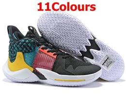 Mens Air Jordan Why Not Zer0.2 Basketball Shoes 11 Colours