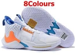 Mens Air Jordan Why Not Zer0.2 Basketball Shoes 8 Colours
