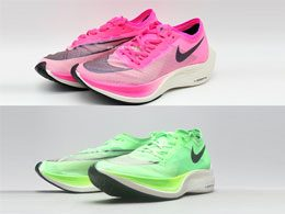 Men And Women Nike Zoomx Vaporfly Next Running Shoes 4 Colours