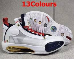 Mens Air Jordan 34 Running Shoes 13 Colours
