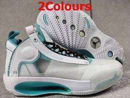 Men And Women Air Jordan 34 Runing Shoes 2 Colours