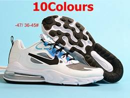 Mens And Women Nike Air Max 270 2 Running Shoes 10 Colours